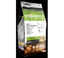 ПроБаланс для взрослых собак всех пород Гипоаллердженик 3 кг (ProBalance Hypoallergenic)