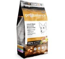 ПроБаланс для взрослых собак крупных пород 3 кг (ProBalance Immuno Adult Maxi)