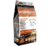 ПроБаланс для щенков малых и средних пород 10 кг (Probalance Immuno Puppies Small & Medium)
