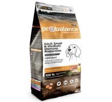 ПроБаланс для взрослых собак малых и средних пород 15 кг (Probalance Immuno Small & Medium)