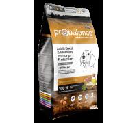 ПроБаланс для взрослых собак малых и средних пород 3 кг (Probalance Immuno Small & Medium)